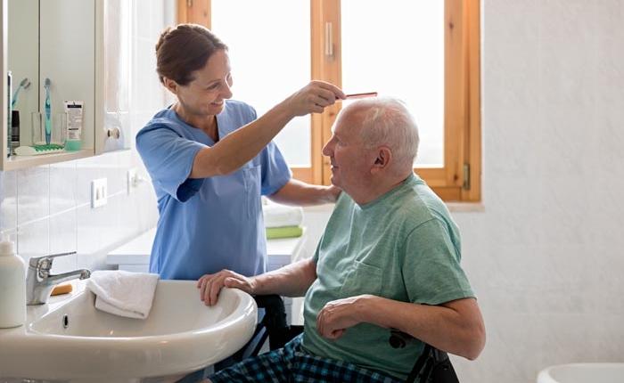 Seniorenbetreuung